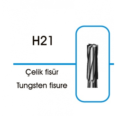 Tungsten Fisure